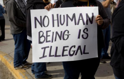 No-Human-Being-is-Illegal-Laura-Sampietro-Global-Education-Magazine